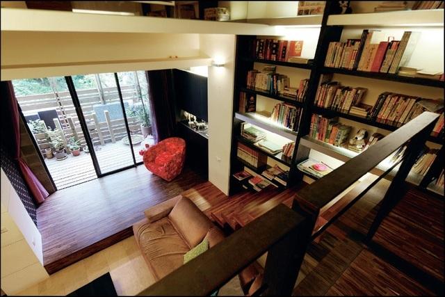 拥抱会呼吸的房子-漂亮家居-室内设计-居家王