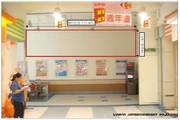 JT-1F-N002B家樂福仁德店2F商店街往1F賣場動線