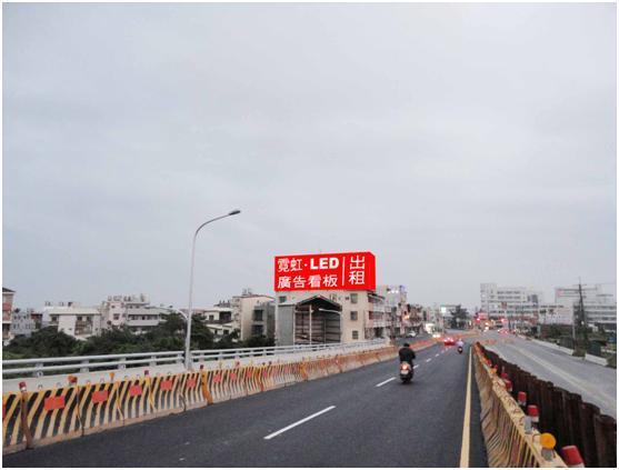 台一線高雄往台南重要路段