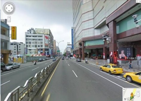 中友百貨舞台區