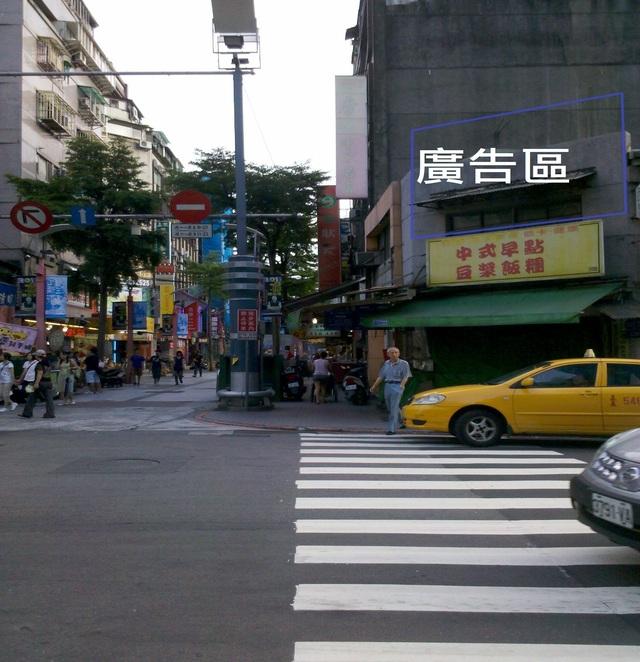 西門町商圈徒步區出入口-漢口街二段與漢中街