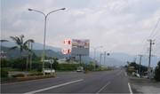 Q-0025B1-T-BAR-屏東縣枋山鄉台一線-往墾丁方向廣告看板