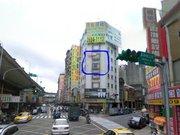 [鐵架廣告牆]萬華-西門町-漢口街與環河南路口