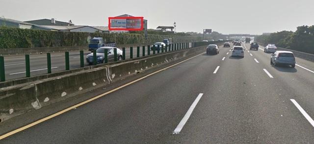 中山高速公路 南下左側 172KM