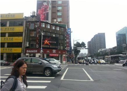 重慶北路/民族西路口