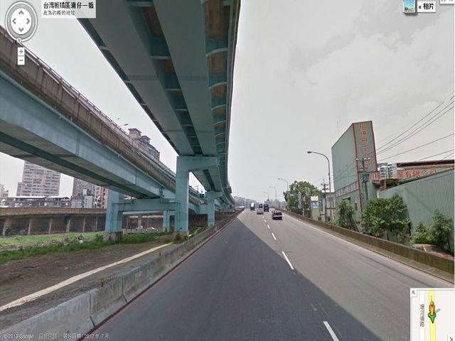 平面道路是單行道
