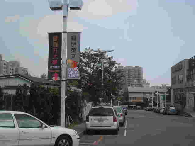 E.西屯路三段 Tech Mall中科購物廣場廣告出租