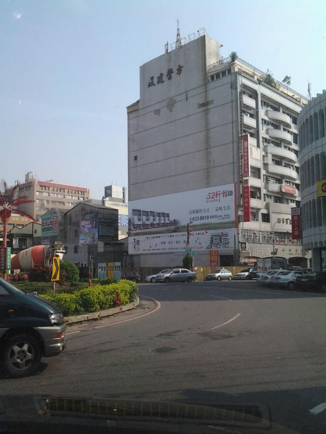 虎尾中正路15號8~9二樓廣告牆外觀14