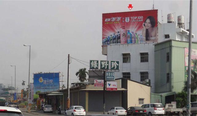 L-0073鐵架廣告塔-嘉義縣中埔鄉富牧村鼎中下街85-台18線往阿里山方向廣告看板