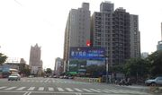 H-0359鐵架廣告塔-台中市五權西路二段2號-五權西路往高速公路方向廣告看板