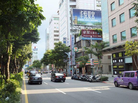 台北市建國北路一段132號(背面)