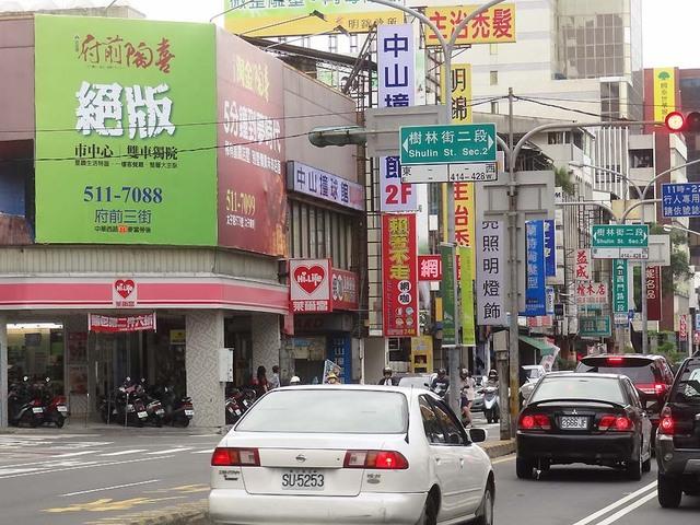 TN-S-176ABC 台南市中西區西門路一段 578 號 ABC 面 - 新光三越新天地旁