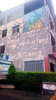台中市大墩一街*廣告牆出租*