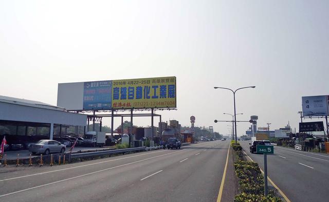 N-0720A台南市仁德區台一線-往高雄方向右側A面