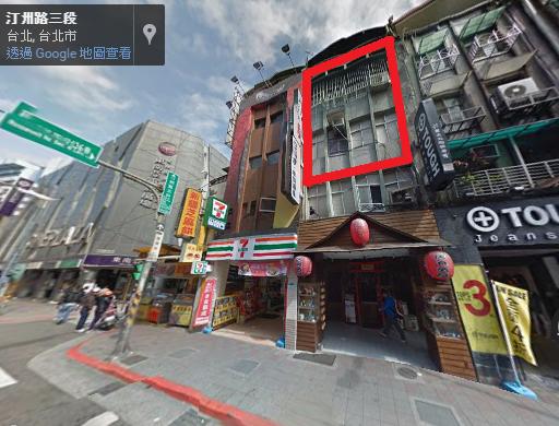 台北市公館商圈東南亞戲院旁 戶外廣告看板