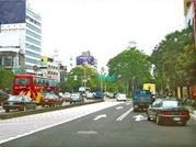 台中市台中港路二段17號-牆面廣告