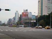 台北市中華路一段16號(西門町.忠孝橋)-牆面廣告