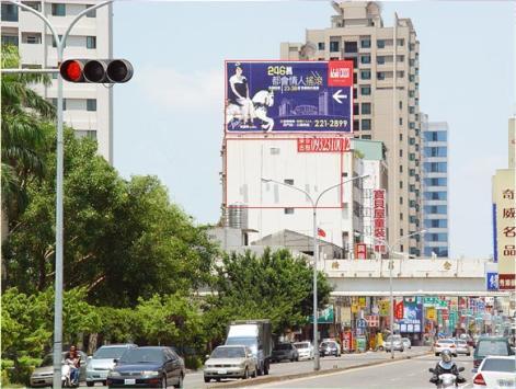 牆面廣告地圖位置1