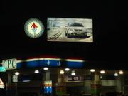 燈箱牆面廣告-高雄市前鎮區-前鎮加油站-KSC-003-G-R1