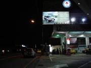 燈箱牆面廣告-台北縣中和市-海山加油站-TPS-018-G-R1