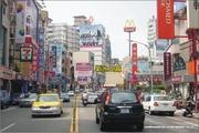 壁面廣告牆-台南市民族路二段107號9樓至13樓-新光三越百貨對面-漢可威廣告-TN-W-32