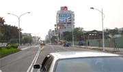 CI-W-7A鐵架廣告塔-嘉義市垂楊路 400 號 -新光三越、大遠百、市政府廣告看板