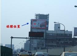 霓虹廣告-日間