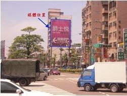 牆面廣告-日間.