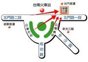 霓虹廣告-台南市北門路一段314號-HTN11