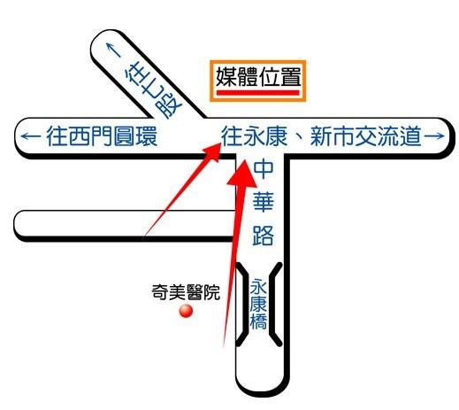 牆面廣告-地圖