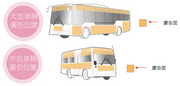 車體廣告-長白山旅遊車輛、瀑布橋廣告-SHI03