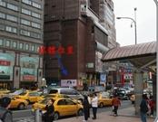 牆面廣告-台北市忠孝西路與南陽街口(2F高度)-ATPC135