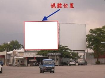 牆面廣告-日間
