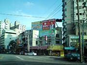 ( 編號 : A 1 、A 2  ) 廣告看板 出租, 黃金角間 熱鬧商圈