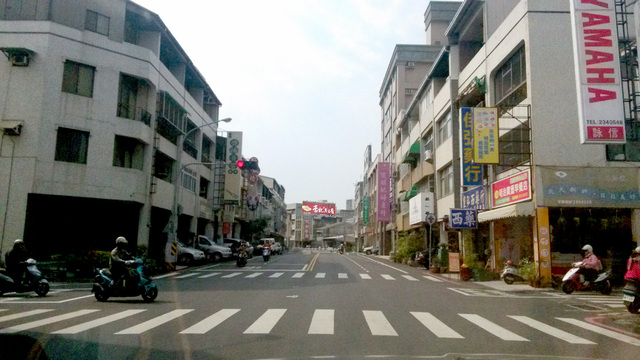 台南市東區(大東夜市(原誠品)商圈)媒體看板----大禾行銷TN-009