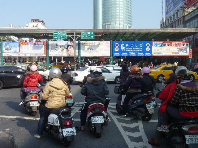台南火車站前廣告牆(TA-1~5)