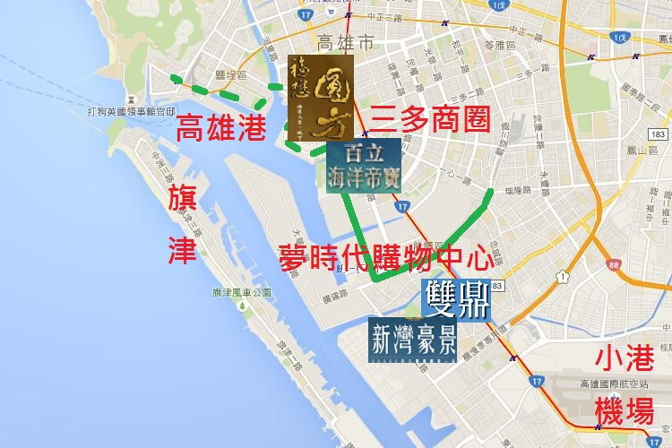 圖片:輕軌通車路段再延伸 亞洲新灣區房市詢問度增加