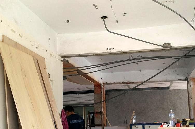 圖片:買屋看風水!抬頭看看橫樑煞在不在?