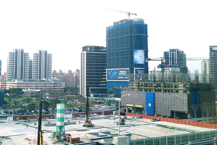 圖片:建商推案信心增強!新成屋、預售案分進合擊