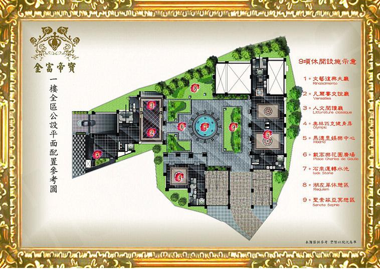 台北板橋區豪宅