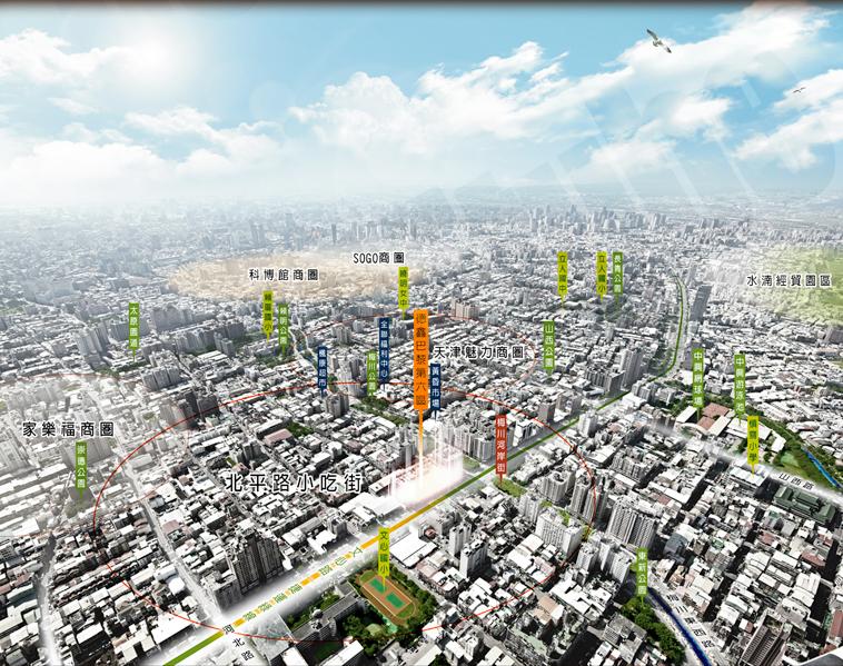 巴黎第六區建案