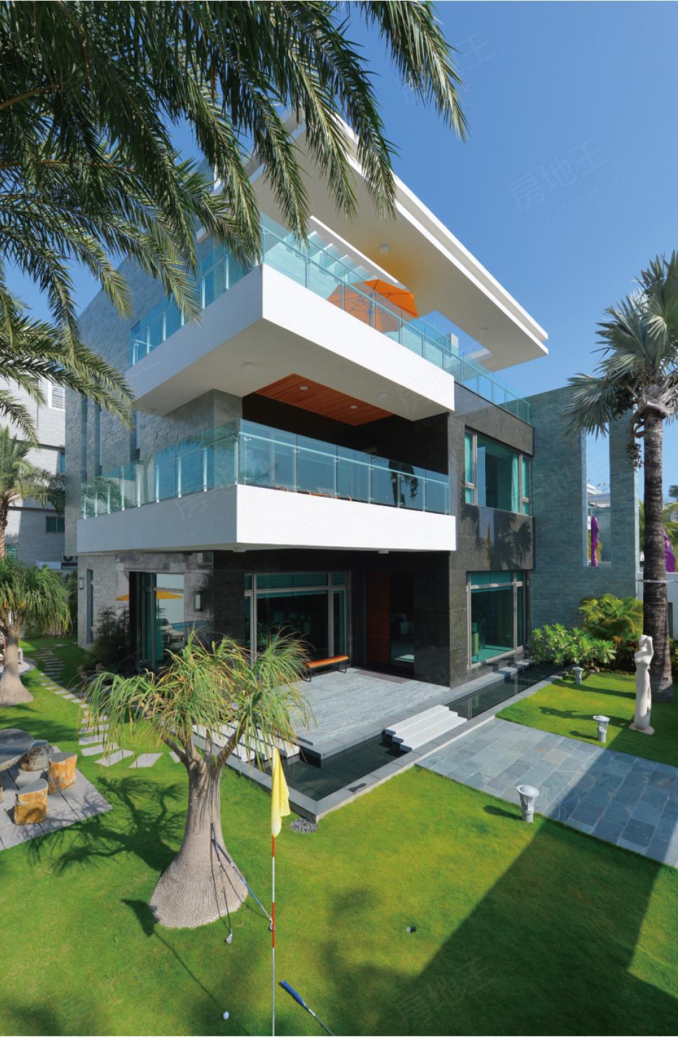 海灣Villa CEO會館2建案