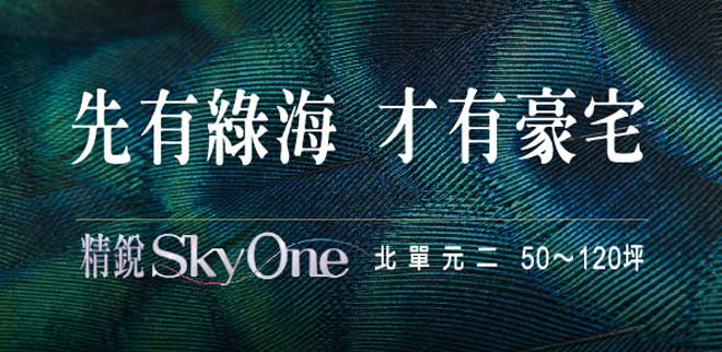 精銳Sky One,台中新屋建案,台中新建屋