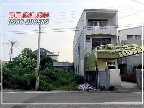 下營茅港尾建地送厝【下營區透天】大地坪70.58