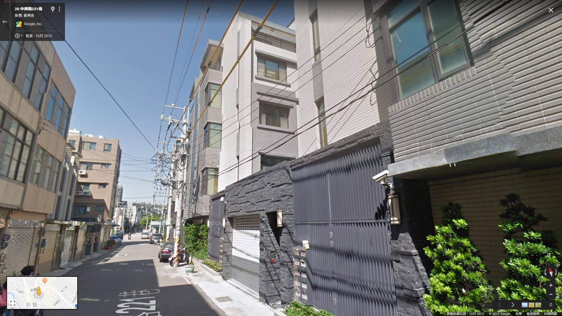 新豐火車站商圈 透天分租
