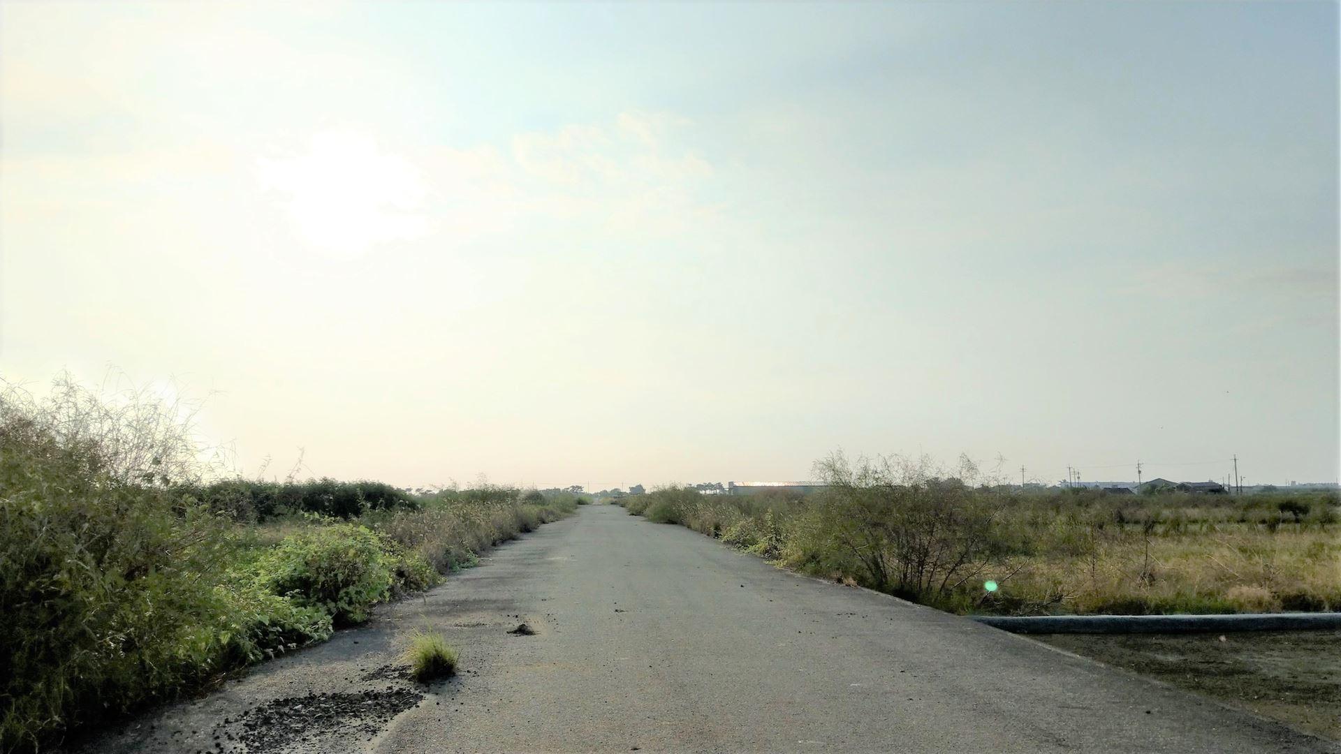 佳里蚶寮雙面臨路農地