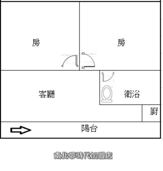 ~*☆茄萣區建中街 - 興達港2房電寓-開價158萬