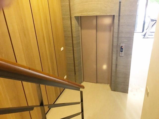 @永康大橋電梯併排雙車墅@