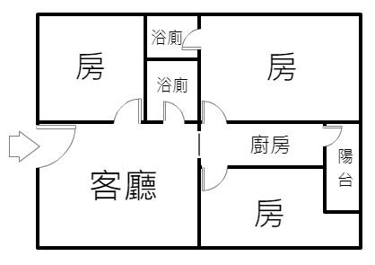 台南美食小吃聚集於一地的國華保安三房