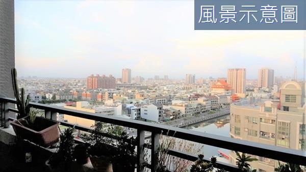 瑜舍 高樓層超質感三房車寓
